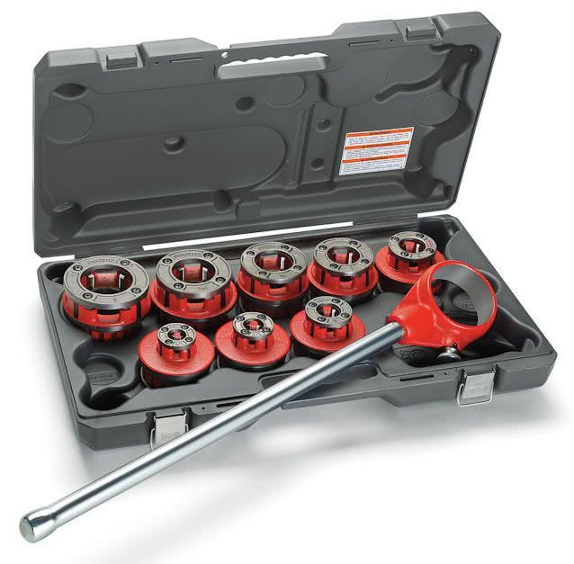 Tarraxa Manual Ridgid